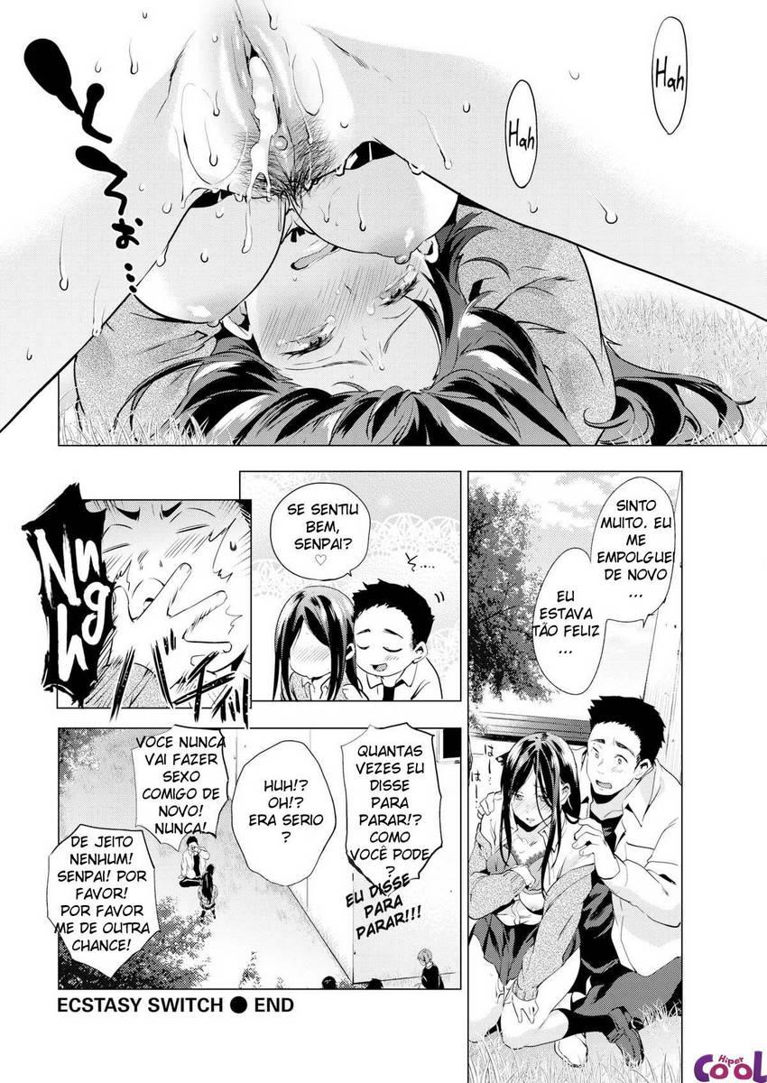 Hentai Levando a senpai pro motel