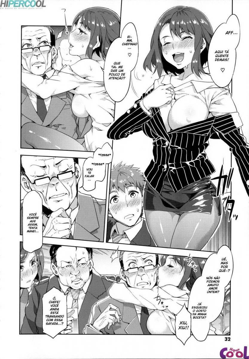 Transando com o novato, hentai de sexo