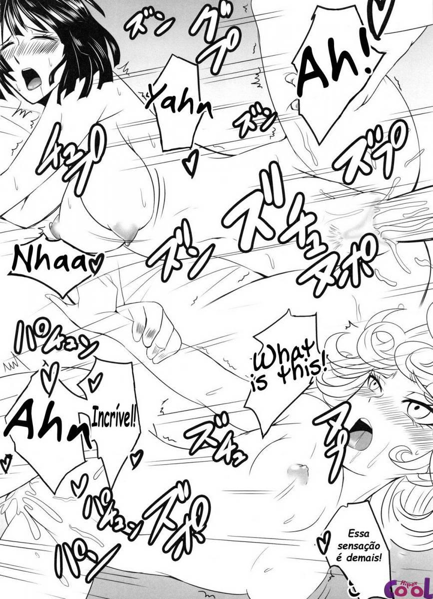 One-Punch Man hentai