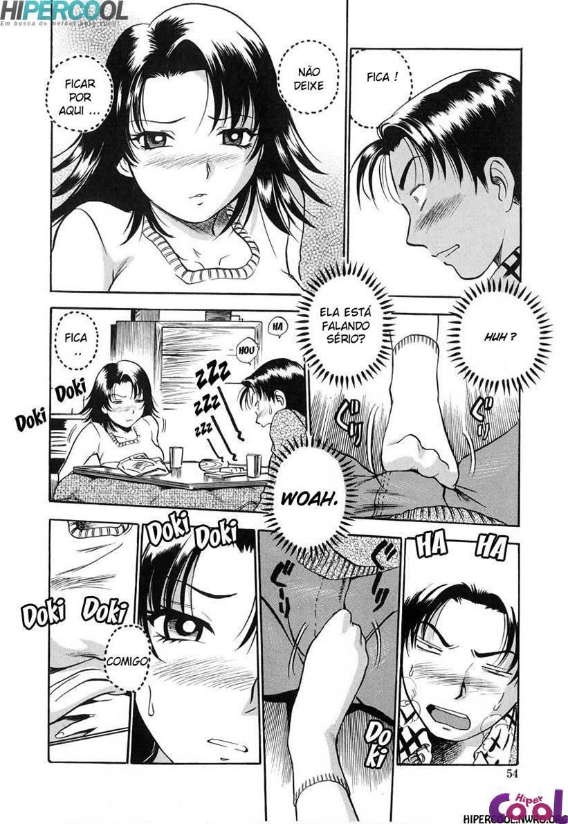 Hentai Comendo esposa do amigo