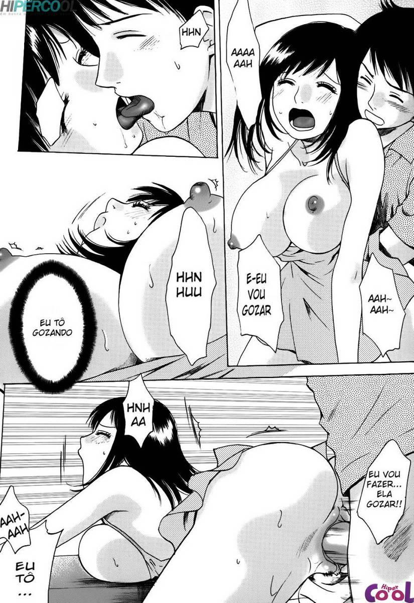 Hentai Sua receita, comendo a ex do irmão