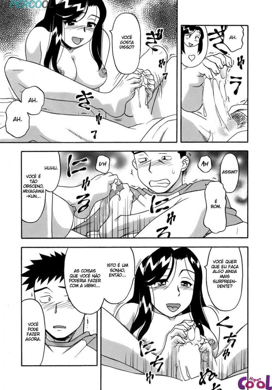 Hentai comendo o cu da mãe
