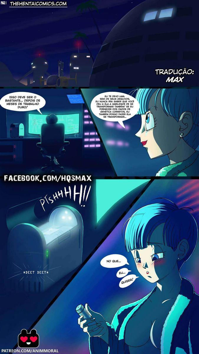 Hq porno bulma chichi android 18 how