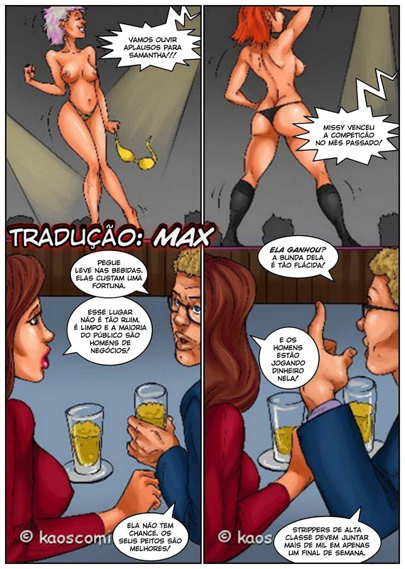 O Strip da Esposa
