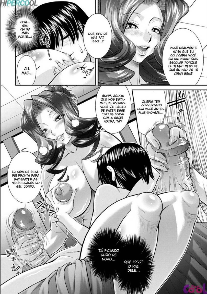 Casos de Família hentai 2