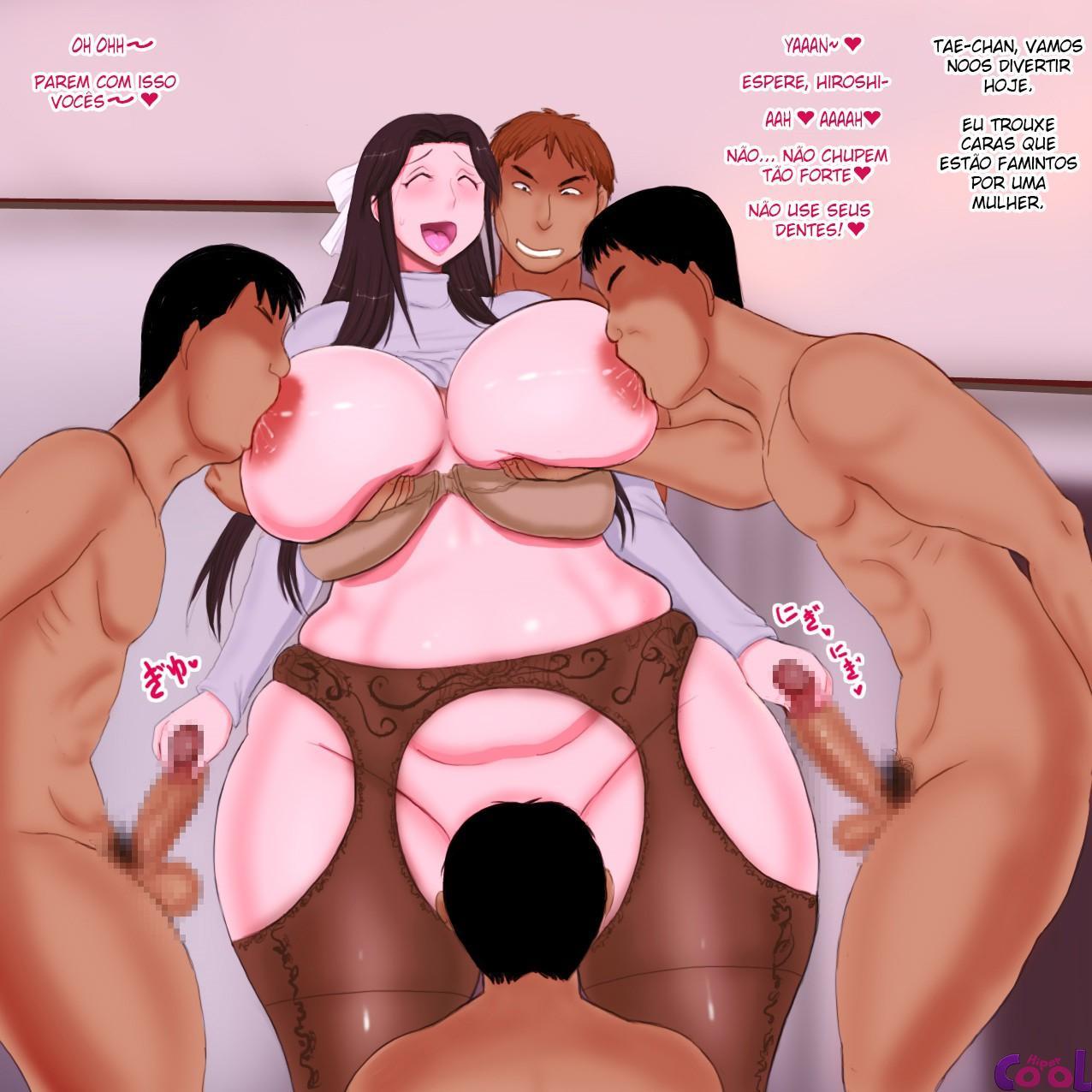 Dona de casa puta hentai