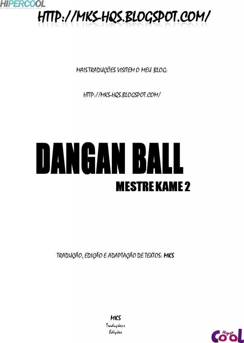 Dragon Ball mestre Kame na putaria