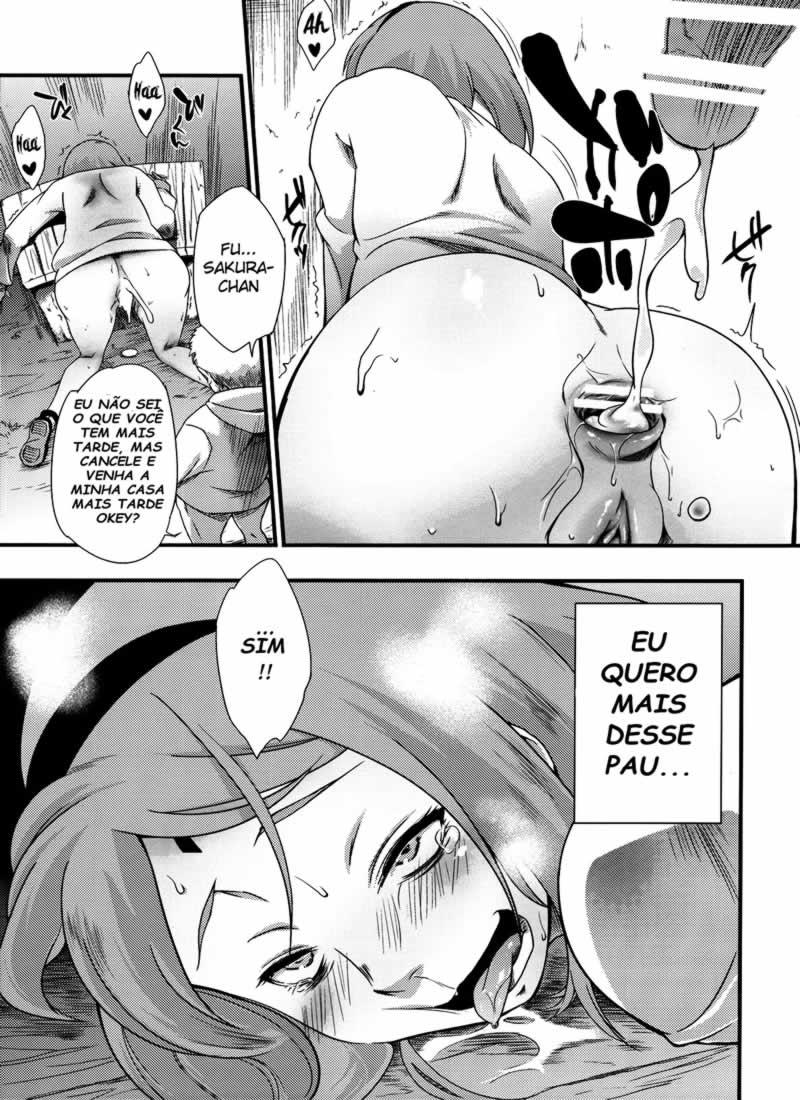 Sakura e naruto hentai traindo hinata