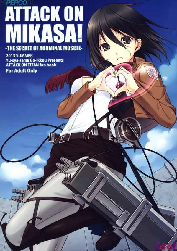 Attack on Mikasa! Hentai Brasil