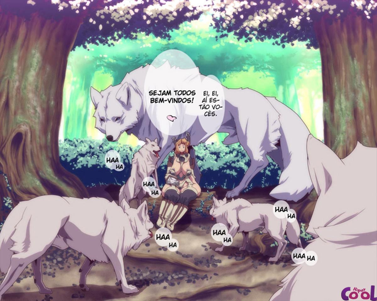 Jyu Kan amiga dos animais