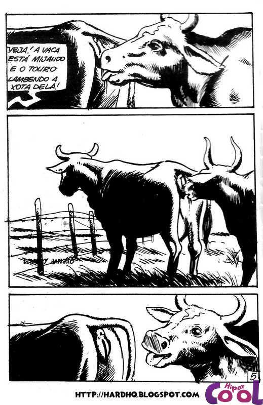 Timoteo deu uma de touro