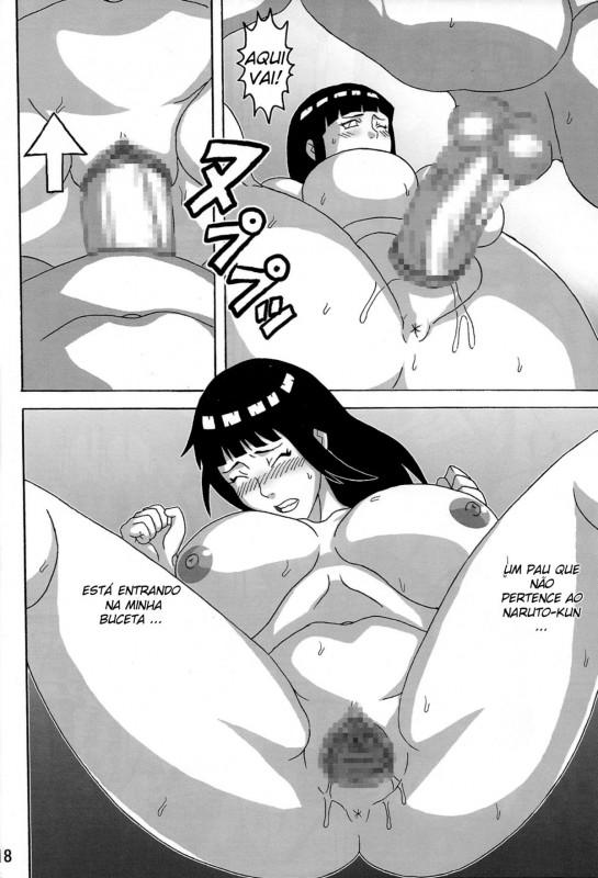 Viciados em Peitões - Naruto