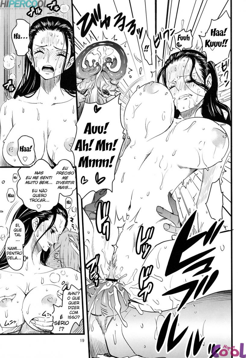 One Piece Ex hentai
