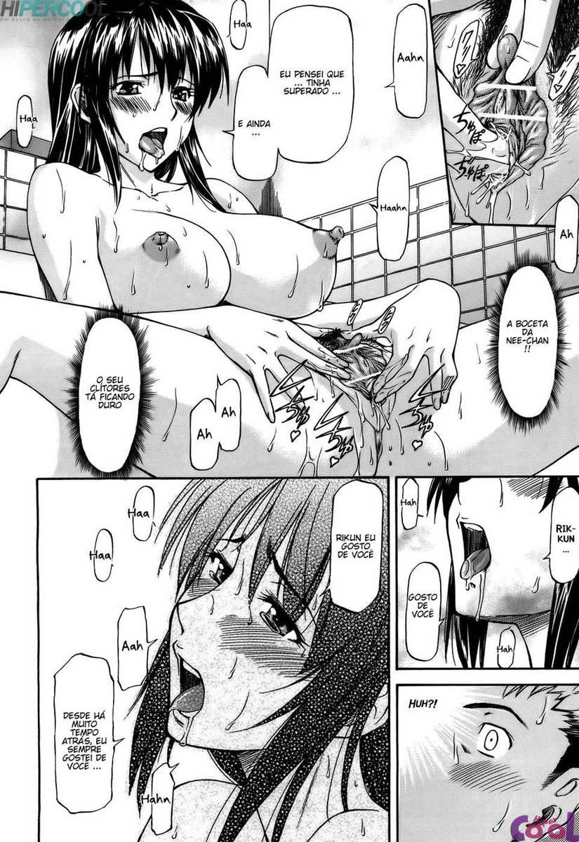 Rasgando o cu da irmã