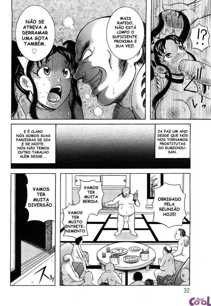 Pagando a divida com a yakuza