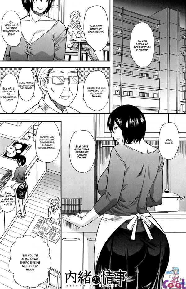 Naisho no Jouji (Secret Affair)