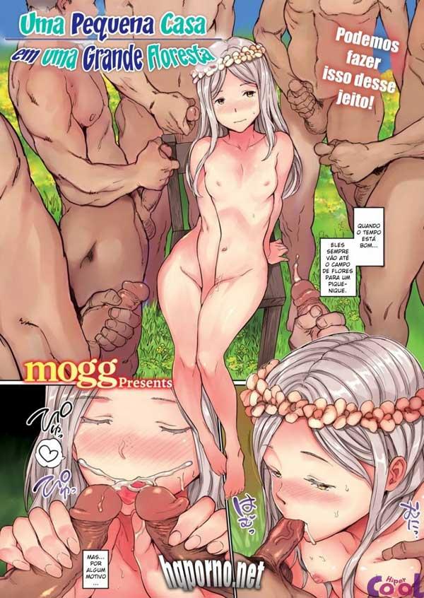 Grande floresta da putaria