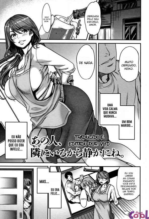 Tonari ni Iru kara Shizuka ni ne