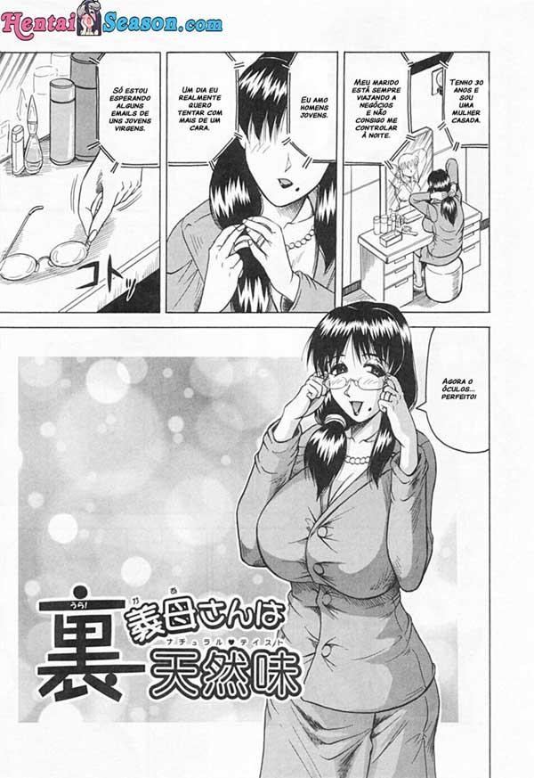 Kaa-san wa Natural Taste CH.10